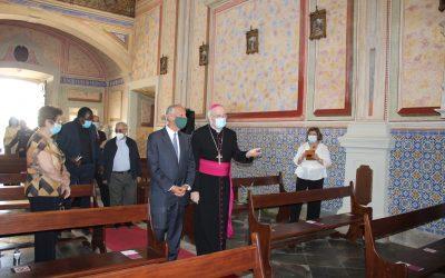 1 de Agosto/Ser Igreja: Visita de Marcelo Rebelo de Sousa ao Santuário de N.ª Sr.ª D'Aires (Podcast)