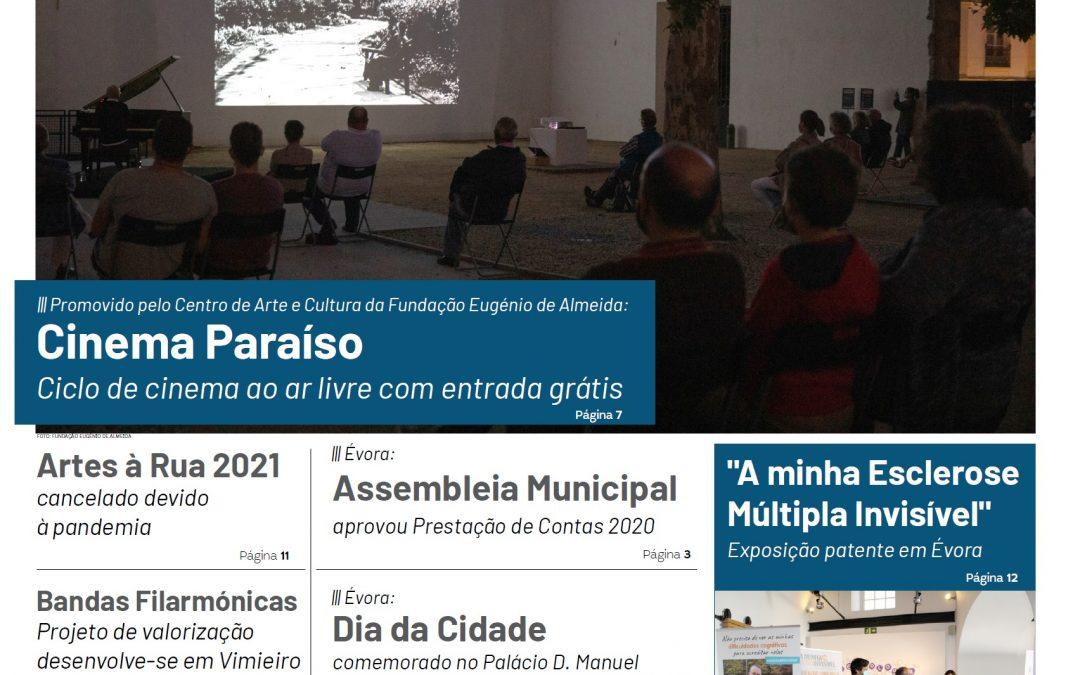 """Jornal """"a defesa"""" – 7 de Julho de 2021"""