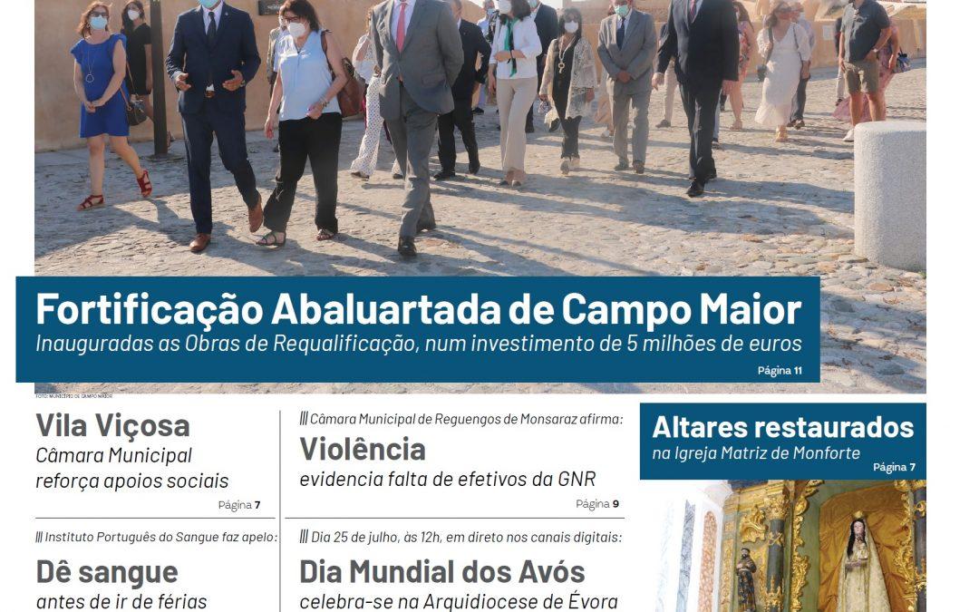 """Jornal """"a defesa"""" – 21 de Julho de 2021"""
