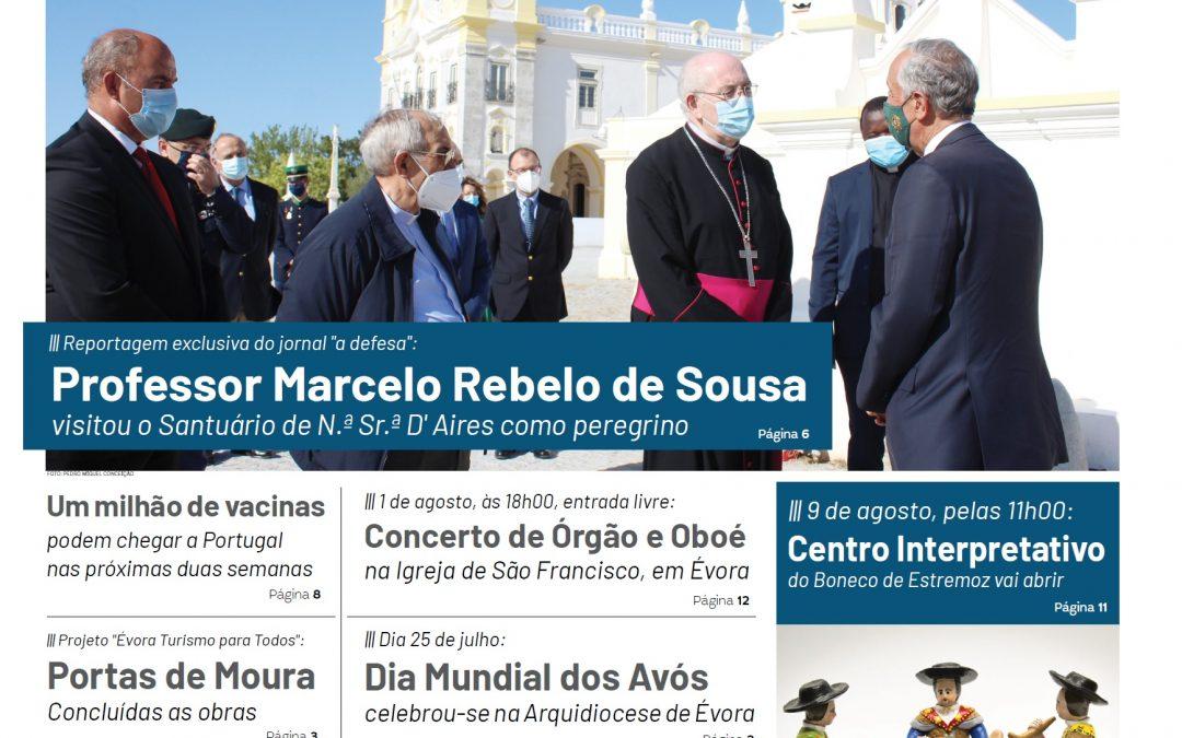 """Jornal """"a defesa"""" – 28 de Julho de 2021"""