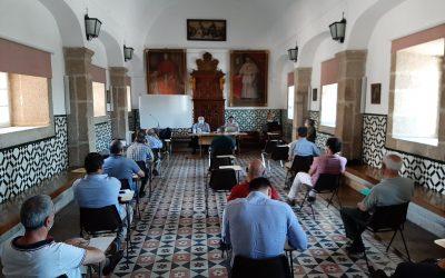 Conselho Presbiteral prepara o próximo Plano Pastoral