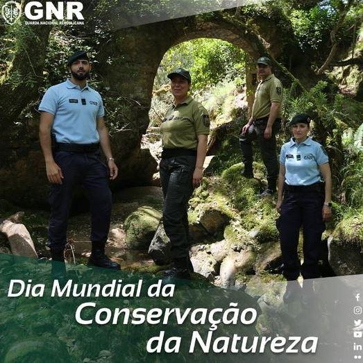 GNR/SEPNA: Dia Mundial da Conservação da Natureza – 28 de Julho de 2021