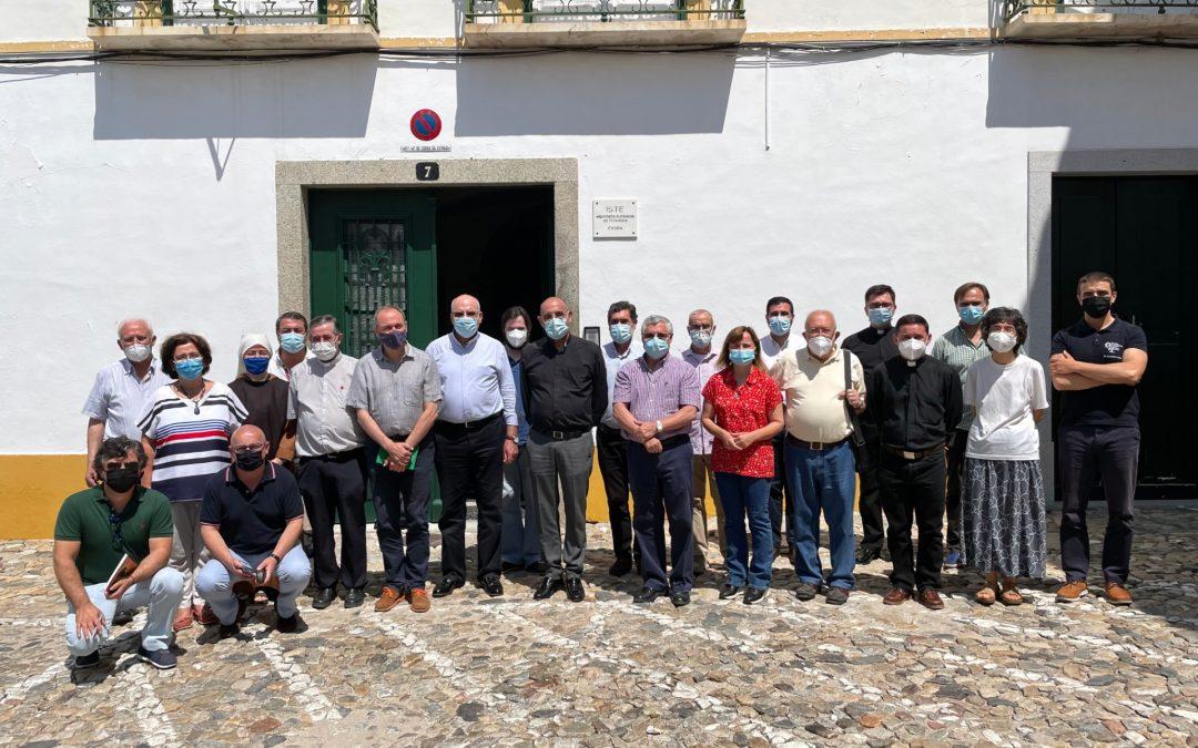 Teologia: Encontro de Professores em Évora