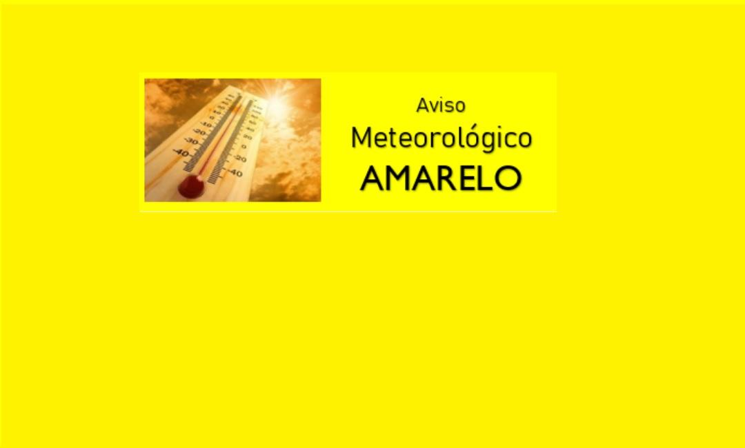 9 e 10 de Julho: Distrito de Évora em alerta amarelo devido ao tempo quente