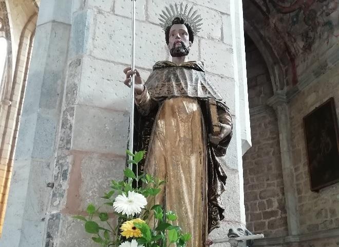 7 de agosto: Solenidade de S. Domingos celebrada em Elvas