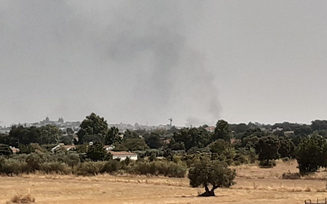 COMUNICADO CONJUNTO: Incêndio no Parque Industrial e Tecnológico de Évora
