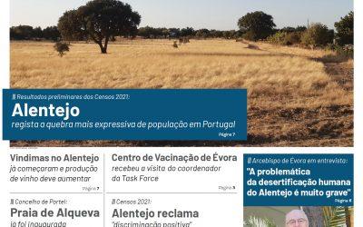 """Jornal """"a defesa"""" – 11 de Agosto de 2021"""