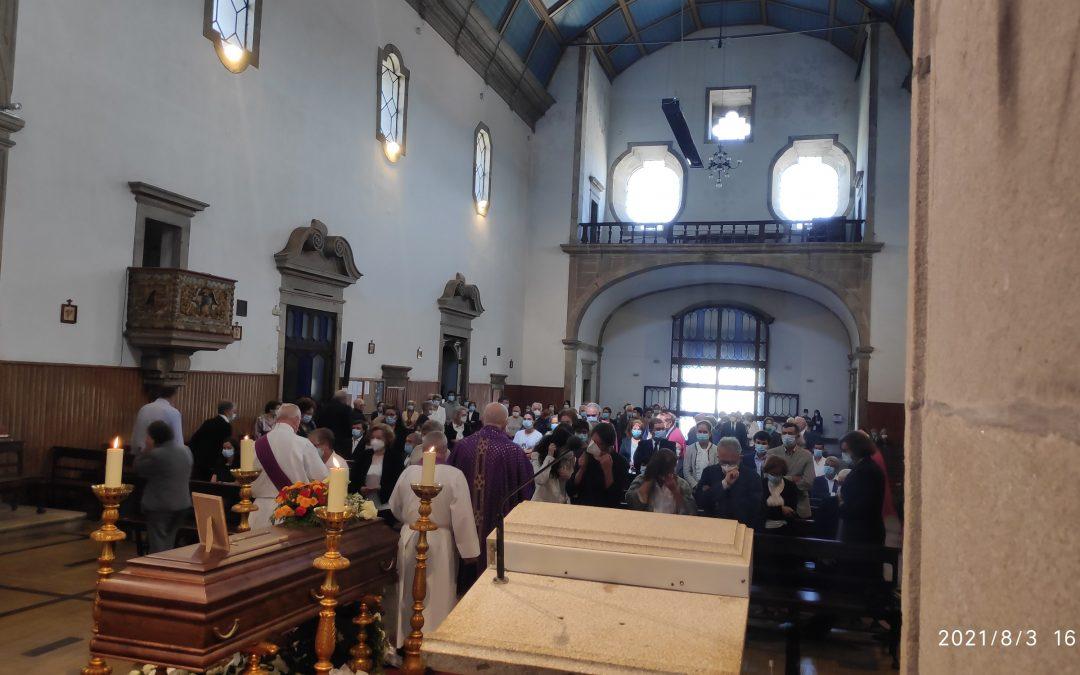 Homilia do Arcebispo de Évora na Missa Exequial do Cónego Salvador Dias Terra