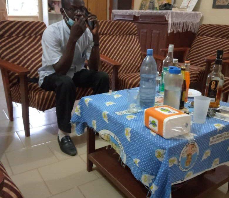 """""""Estamos muito felizes"""", diz Bispo de Mopti após libertação de padre raptado há mais de três semanas no Mali"""