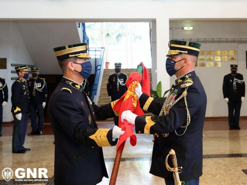 GNR: Tomada de Posse do novo Comandante da Escola da Guarda
