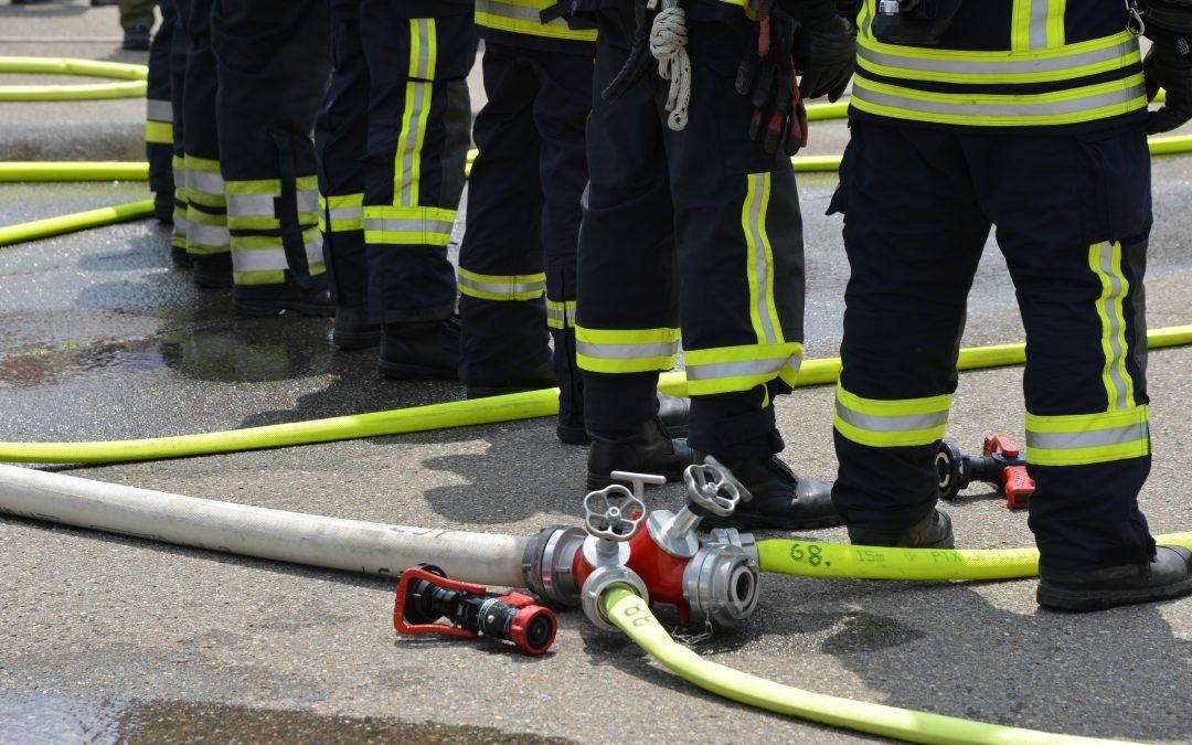 Incêndios: Dois feridos ligeiros e três assistidos em fogo em Montemor-o-Novo