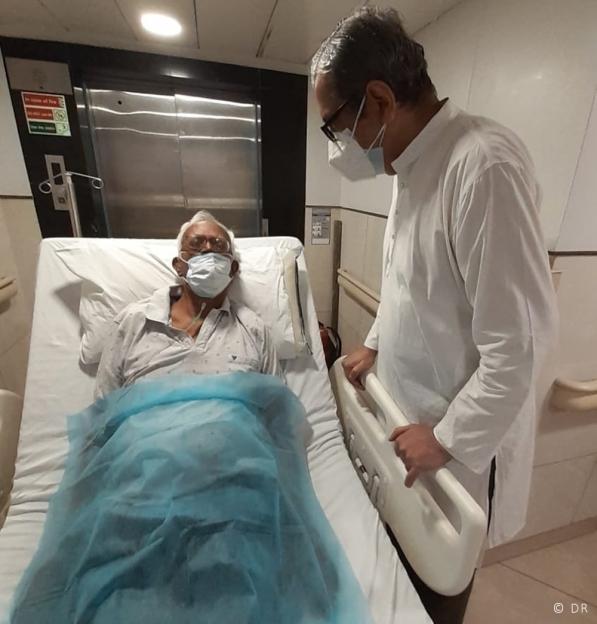 Preso, acusado de terrorismo, Padre Stan Swamy morre no hospital depois de uma vida a lutar pelos povos tribais