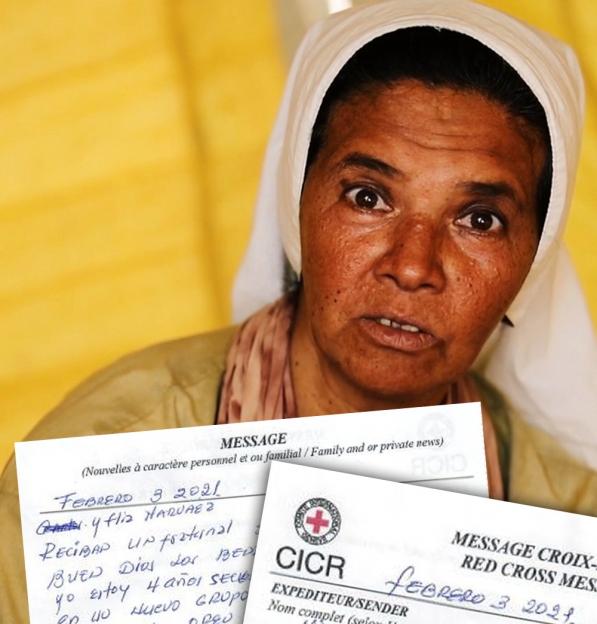 """Irmã Gloria, em cativeiro no Mali desde 2017, enviou carta à família: """"Rezem muito por mim."""""""