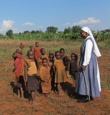 BURUNDI: Irmãs de Nossa Senhora de Shönstatt pedem ajuda para a Diocese de Muyinga