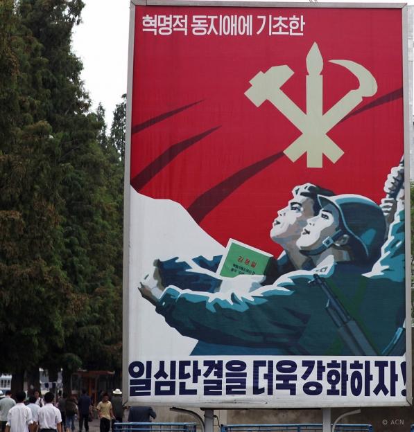 """Prefeito da Congregação para o Clero ficou """"comovido"""" ao saber que o Papa deseja visitar Pyongyang"""