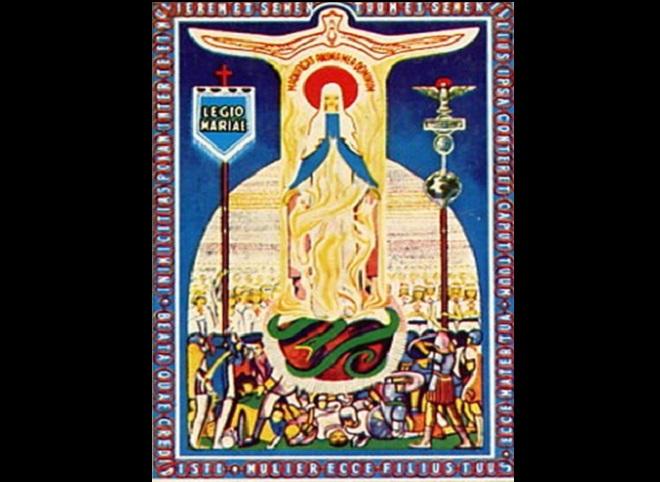 Dia 11 de setembro, na Sé de Évora: Centenário da Legião de Maria