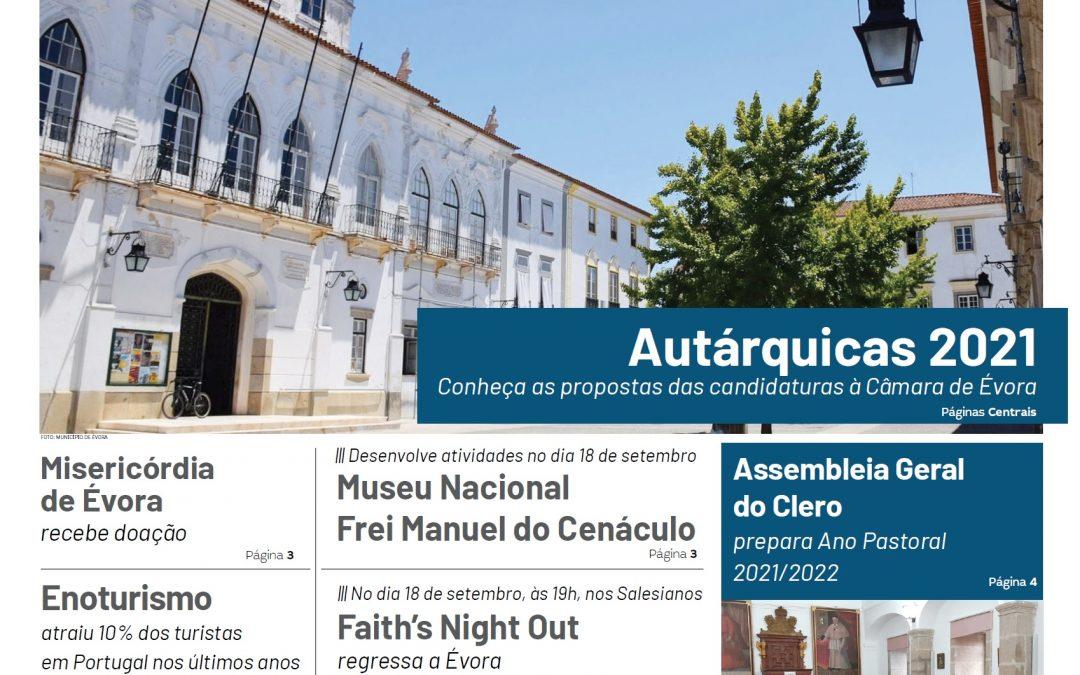 """Jornal """"a defesa"""" – 15 de Setembro de 2021"""