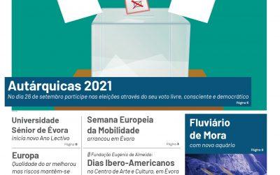 """Jornal """"a defesa"""" – 22 de Setembro de 2021"""