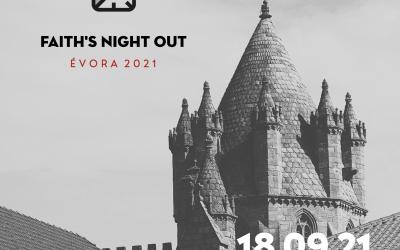 18 de setembro, às 19h, nos Salesianos: Faith's Night Out regressa a Évora