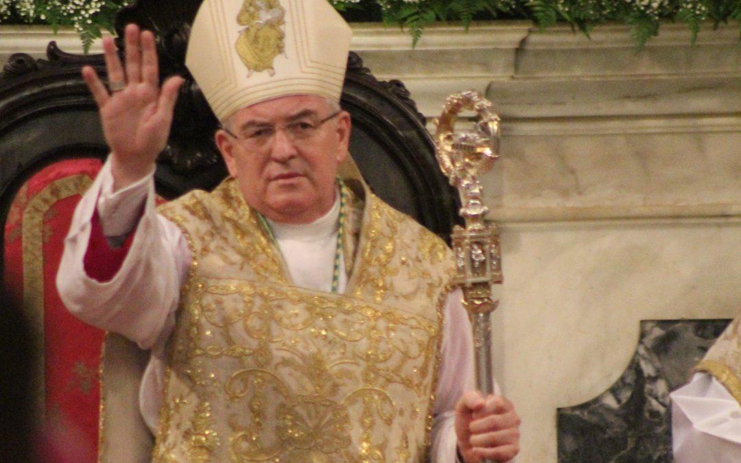 D. Francisco José Senra Coelho: 3.º aniversário da Entrada Solene na Arquidiocese de Évora