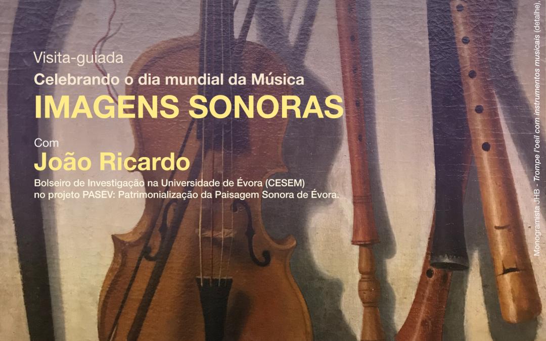 1 de Outubro, em Évora: Museu Nacional Frei Manuel do Cenáculo celebra Dia Mundial da Música