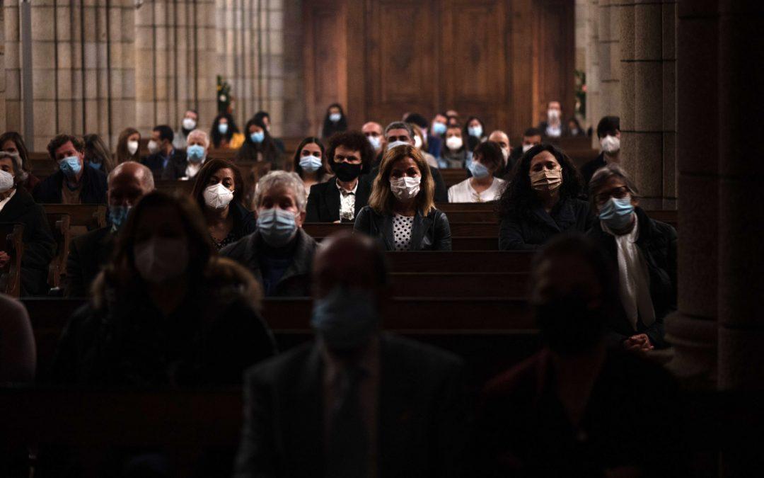 Covid-19: Conferência Episcopal Portuguesa publica novas orientações, com levantamento progressivo das restrições