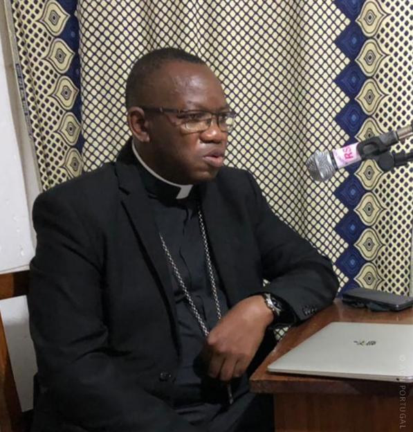 """MOÇAMBIQUE: """"Estamos aqui em missão, estamos aqui por causa de Jesus"""", afirma D. Juliasse em entrevista à Fundação AIS"""