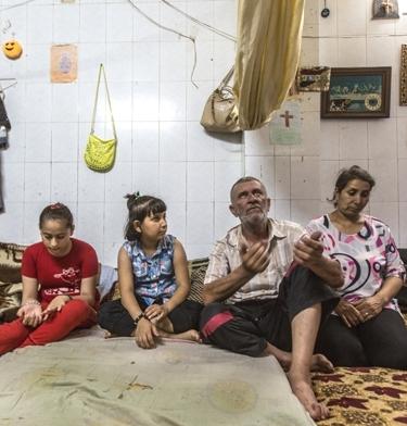 """SÍRIA: """"Há quem viva a pão e água"""", diz religiosa portuguesa descrevendo o agravamento da crise económica"""