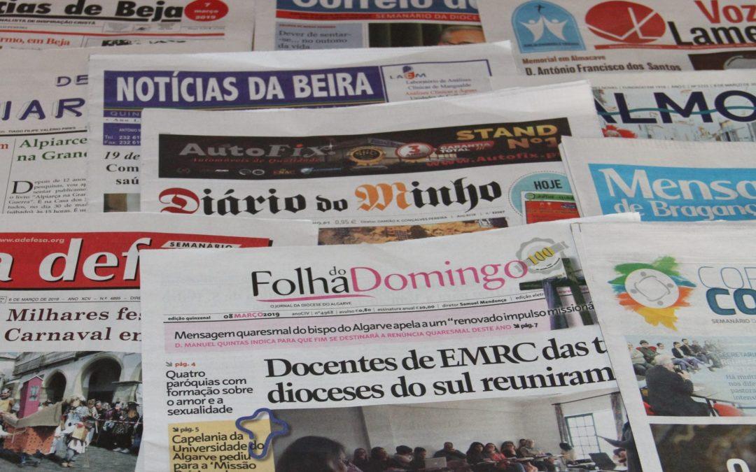Perigo Iminente para a imprensa europeia