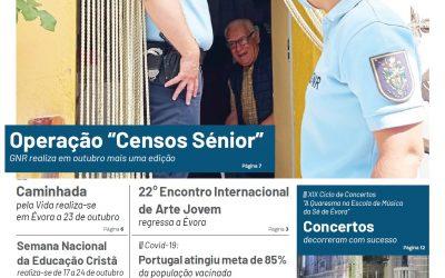 """Jornal """"a defesa"""" – 13 de Outubro de 2021"""